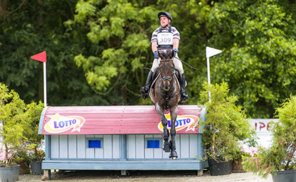 Andreas Ostholt 2018 German Eventing