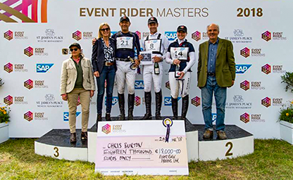 Event Rider Masters Arville 2018 German Eventing