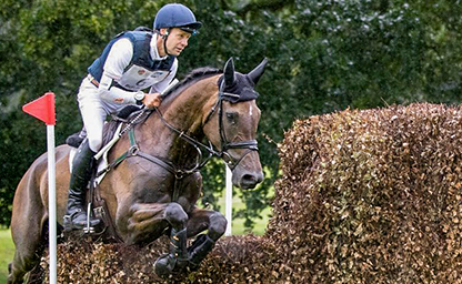 ERM Blair Castle 2018 Nations Cup German Eventing