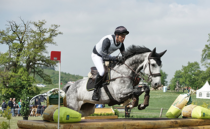 Marbach 2018 German Eventing